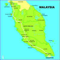 Malaysia Green Map