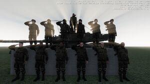 All Marines