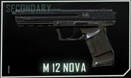 M12 Nova loadout icon