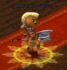 Barbarian Assassin