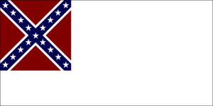 05 Second national flag of the Confederate States of America