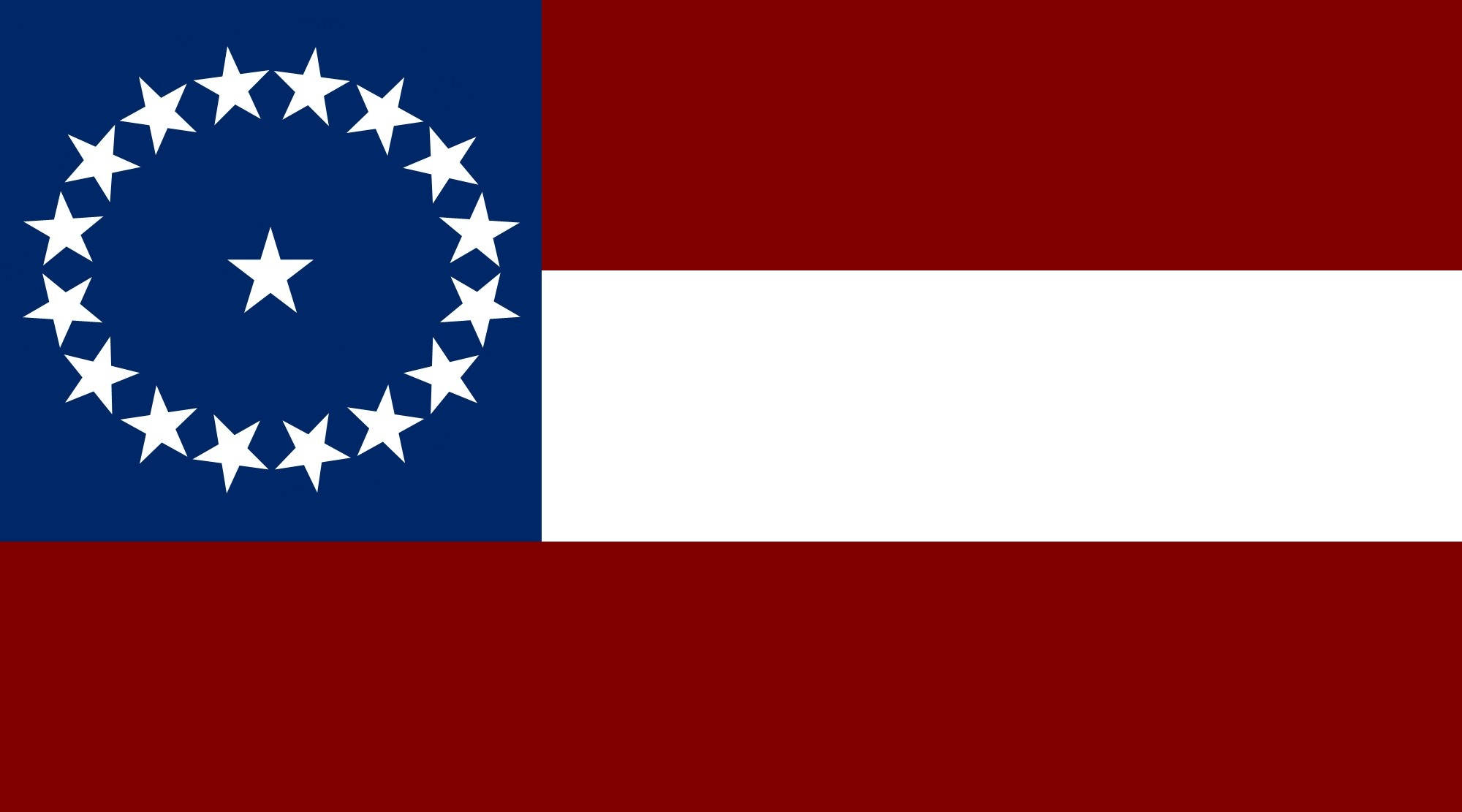 flags of the csa and the states confederate states wikia