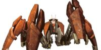 LM-432 crab droid