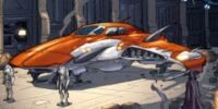 NovaSword Space Superiority Fighter