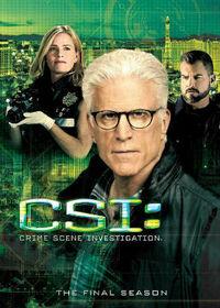 CSI Crime Scene Investigation, Season 15