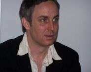 Wallace Langham (London Expo in 2006)