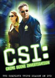 CSI Crime Scene Investigation, Season 3