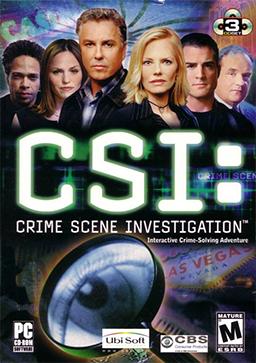 File:CSI - Crime Scene Investigation Coverart.png