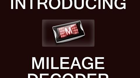 CS Online - Introducing the Mileage Decoders