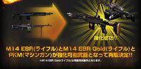 M14ebr pkm weaponenhancement promo japan
