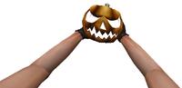 Pumpkin viewmodel pullpin
