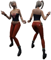 Pirategirl2 ingamemodel
