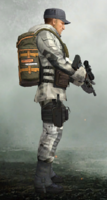 Backpack costume ss