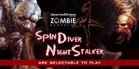 Spindiver nightstalker singaporemalaysia poster