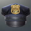 Police hat cso2