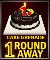 Cake promo