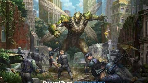 CSO Zombie Scenario SS5 Omen (Full Gameplay)