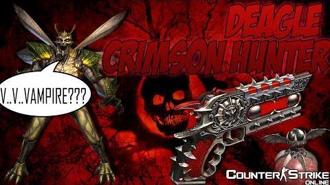 CSO Deagle Crimson Hunter Review
