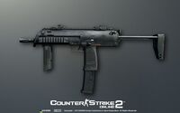 Cso2 mp7a1 poster kr