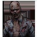 Zombie man run 03 l