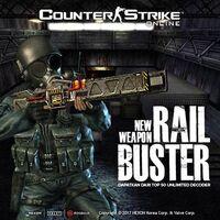 Railbuster idn