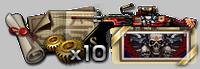 Fabextraskull7setweaponpaintblood