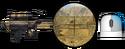 2x Sniper scope