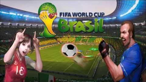 Counter-Strike Online 2 FIFA World Cup(2014) Theme
