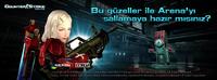 Metal arena poster turkey