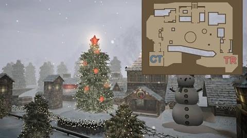 Counter-Strike Online Team Deathmatch - Dark Snow Gameplay