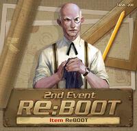 Reboot craftevent