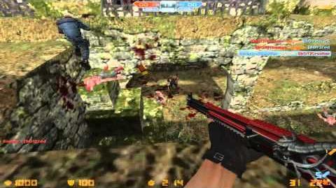 CounterStrike Online Balrog-XI Gameplay