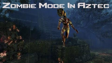 Counter-Strike Online 2 Zombie Mode(Aztec)