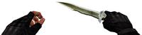 Combatknife viewmodel