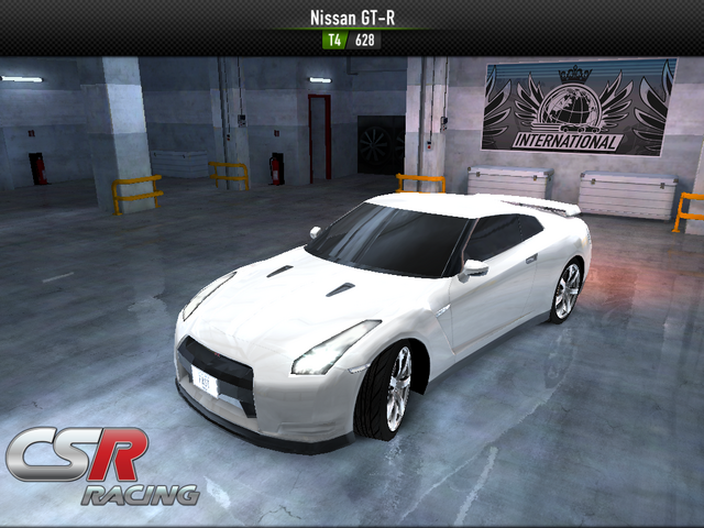 File:White Nissan GT-R.png