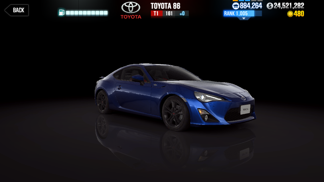 Toyota 86 Csr Racing Wiki Fandom Powered By Wikia