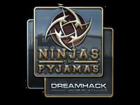 Csgo-dreamhack2014-ninjasinpyjamas foil large