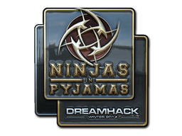 File:Csgo-dreamhack2014-ninjasinpyjamas foil large.png