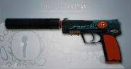 USP-s-caiman-workshop