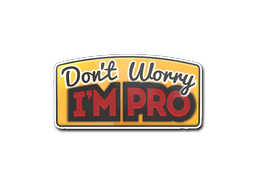 File:Csgo-community-sticker-2-dontworryimpro large.png