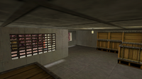Cs siege upstairs