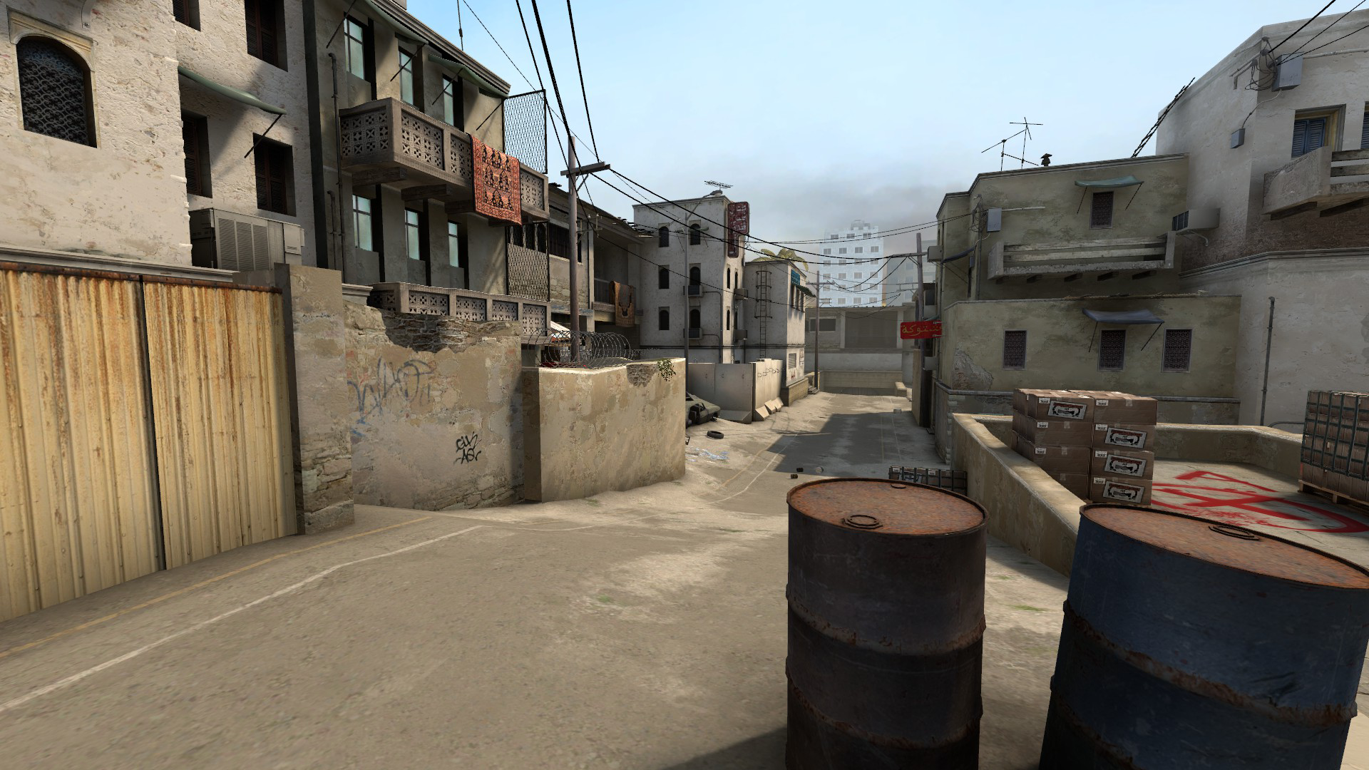 %name Get ready Counter Strike: Global Offensive players   The legendary Dust2 maps is getting some necessary updates