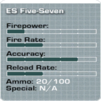 Fiveseven desc csx