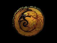 Phoenix foil large