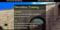 Demolition Training