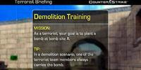Demolition Training