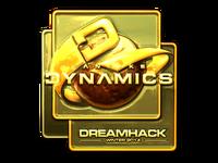 Csgo-dreamhack-2014-plnetkeydynamics-gold