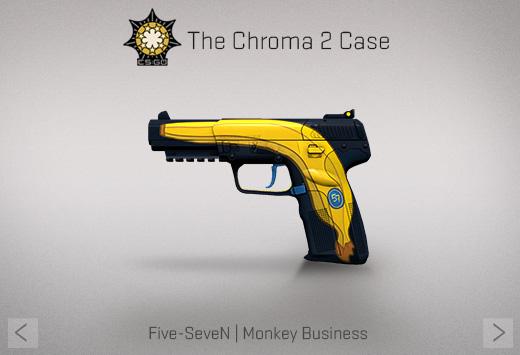 File:Csgo-chroma2-announcement-five-seven-monkey-business.jpg