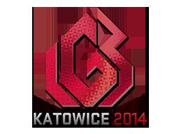 Sticker-katowice-2014-lgb-holo