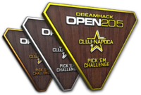 Csgo-cluj 2015 prediction trophies